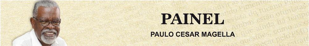Painel - Paulo Cesar Magela