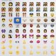 Novas imagens mostram bonequinhos com diferentes tons de pele, além de casais formados por pessoas do mesmo sexo (Foto: Reprodução)