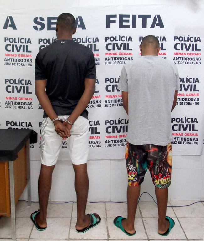 Um funcionário e outro ex-funcionário da firma foram presos (Foto: Fernando Priamo/17-04-15)