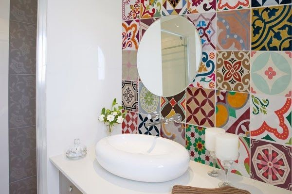 decorar banheiro pequeno gastando pouco:Como decorar seu banheiro gastando pouco?