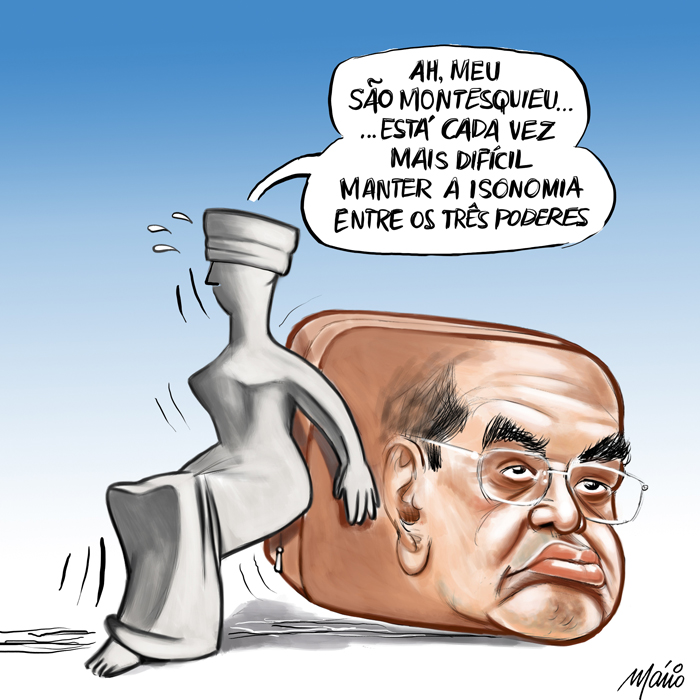 Charge do Mário (Tribuna de Minas)