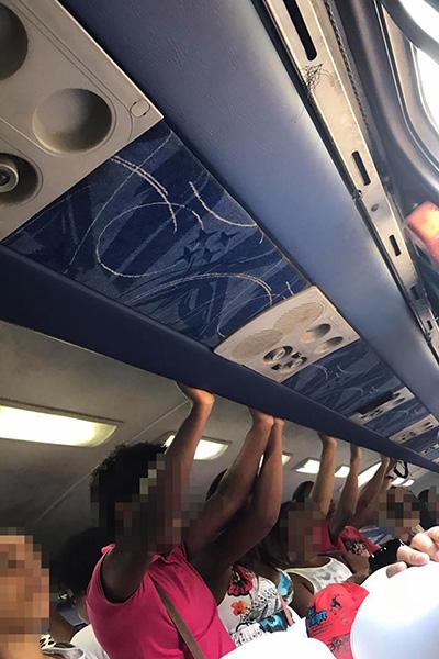 Apesar das reclamações sobre passageiros transportados em pé, a ANTT não confirmou se existe alguma relação entre os problemas e a suspensão da linha.