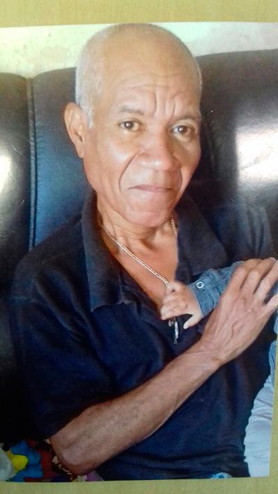 Carlos Henrique Leandro foi levado à unidade de saúde no dia 23 de julho de 2016 para fazer um exame na perna, por conta do diabetes, e nunca mais foi visto (Foto: Arquivo pessoal)
