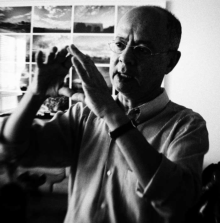 Maior colecionador do Brasil, fotógrafo Joaquim Paiva abre a edição deste ano do Festival de Fotografia de Tiradentes
