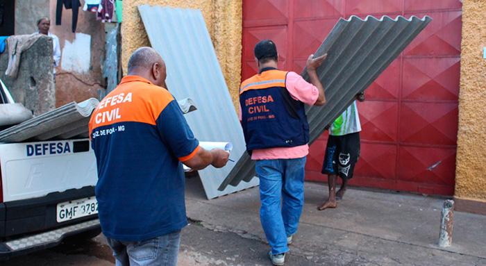 Foto: Defesa Civil/Divulgação)