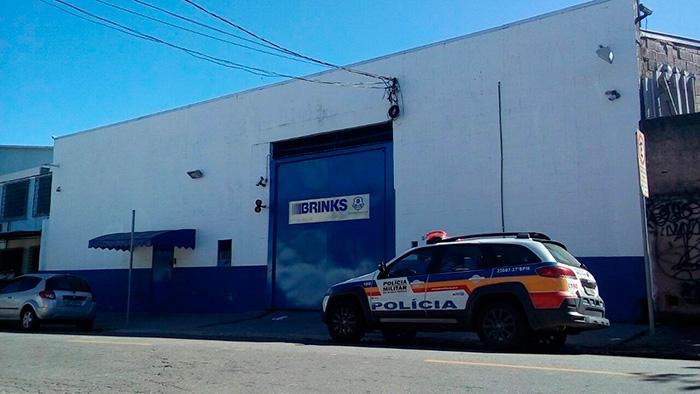 Sede da empresa em Juiz de Fora fica no Bairro Cerâmica (Foto: Felipe Couri)